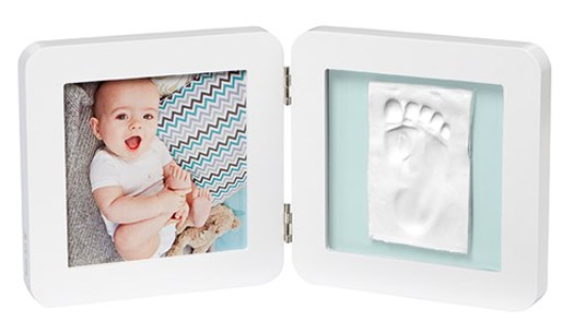 BabyArt fotoram kroppsavtryck