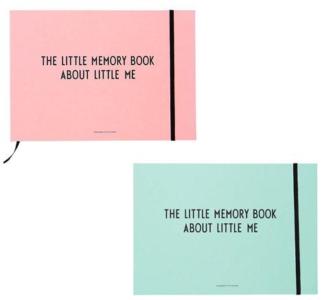 The Little Memory Book Minnesbok
