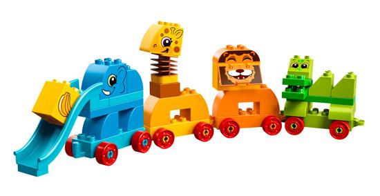 LEGO DUPLO - Mitt första djur