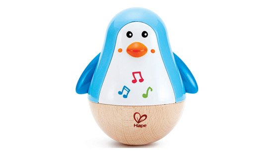 Musikalisk pingvin